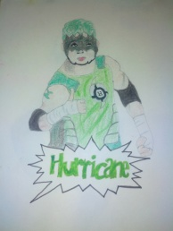 WWE Hurricane