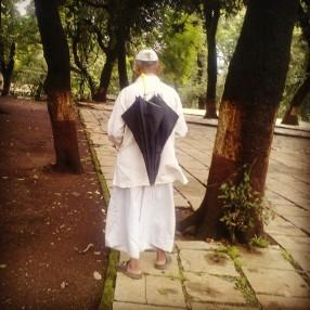 Traditional Marathi Baba
