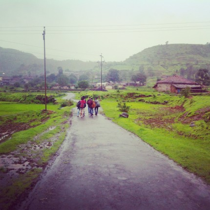 Shubh aarambh of Kalsubai-trek