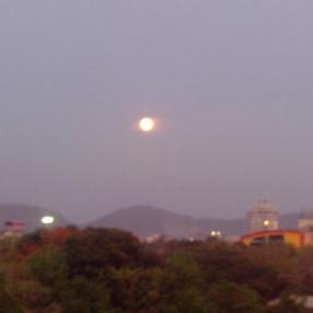 Well, it's not a Sun, it's a Moon, a full Moon