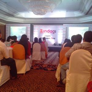 IndiBlogger | Zindagi meet