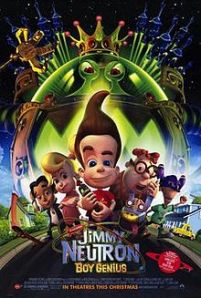 The Adventures of Jimmy Neutron: Boy Genuis