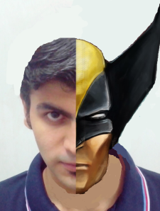 2 Face (Wolverine)