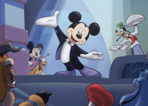Show stopper Mickey