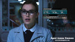 Agent Jemma Simmons