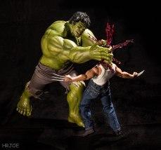 Hulk Smasshhh