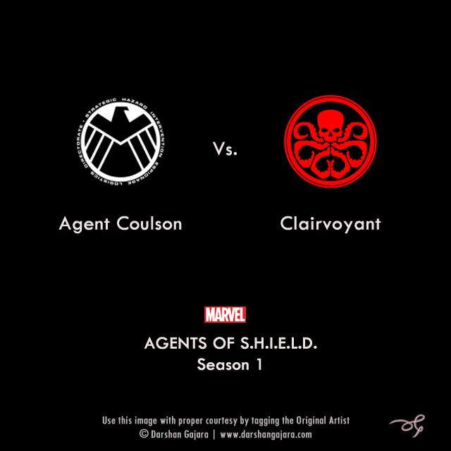 Agents of SHIELD Season 1 Poster 1