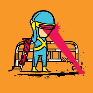 Cyclops 'Construction Worker'