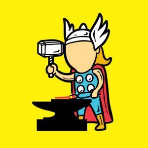 Thor 'Blacksmith' Odinson