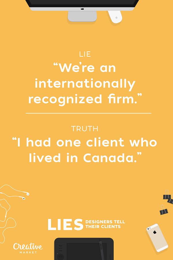 Lie #19