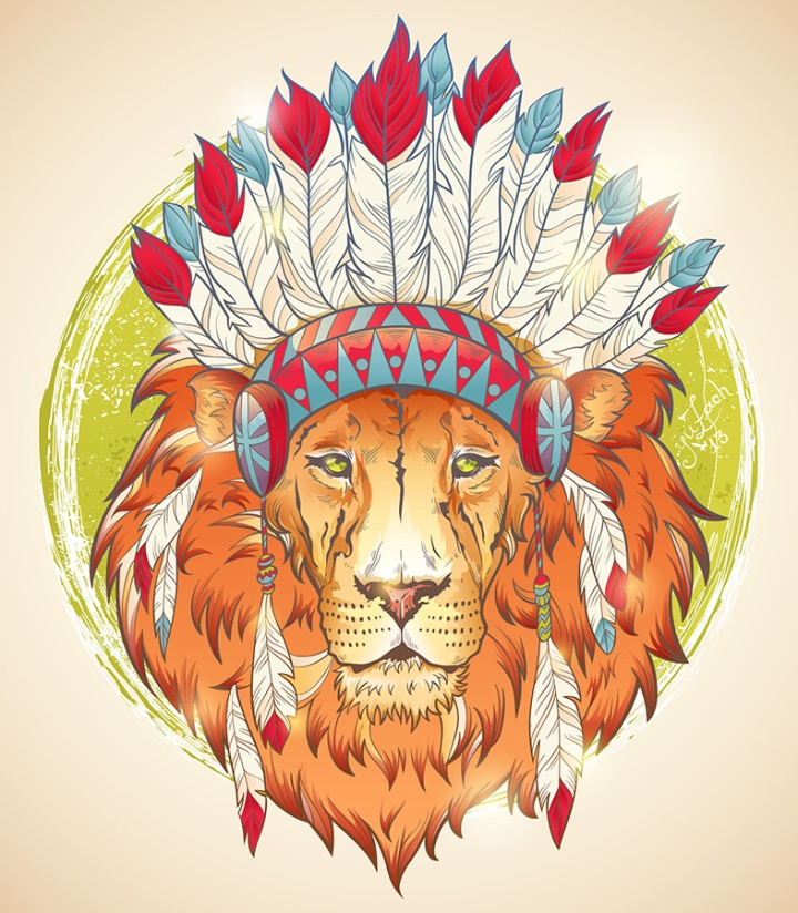 Chief Lion by Yuzach