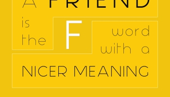 The Word Friendship Quotes