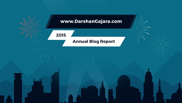 Annual Blog Report