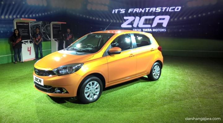 Tata Zica Pre-launch