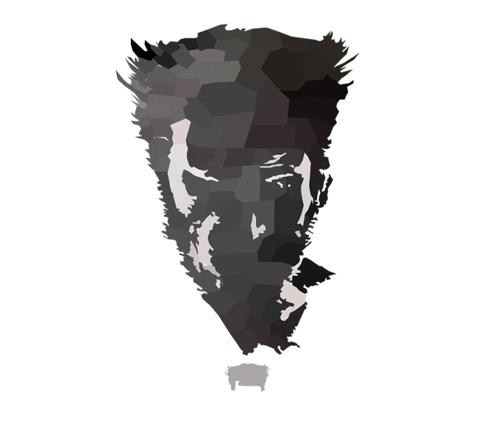 Wolverine Low Poly Eyes+Details