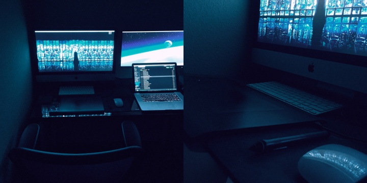 Spaceman's Workspace