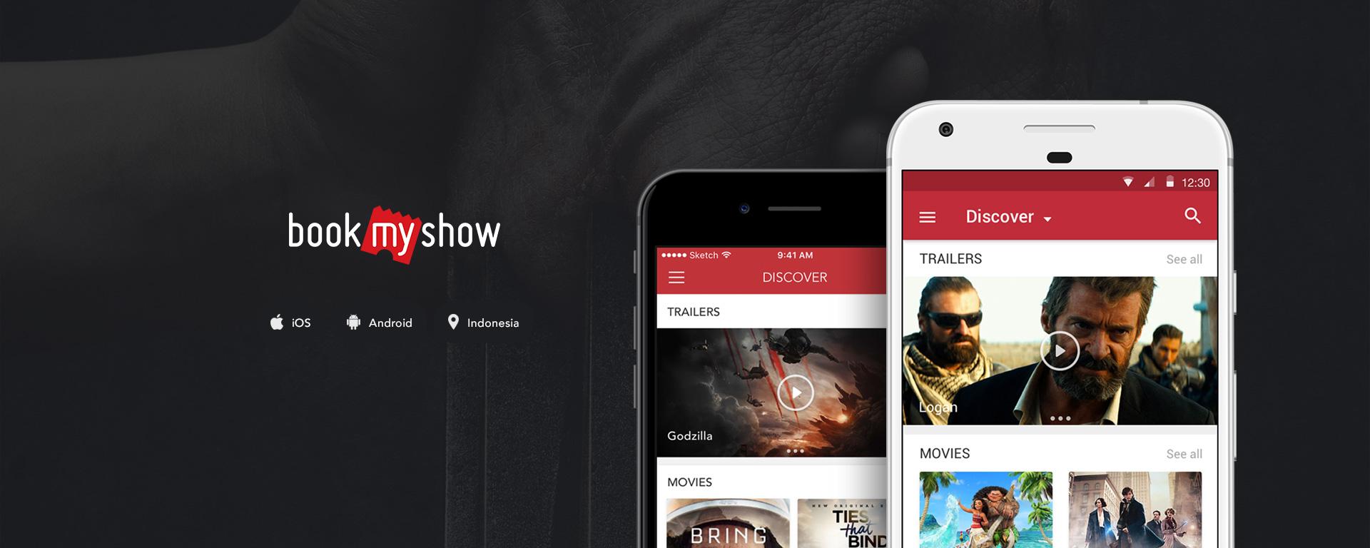 Featured BookMyShow Indonesia