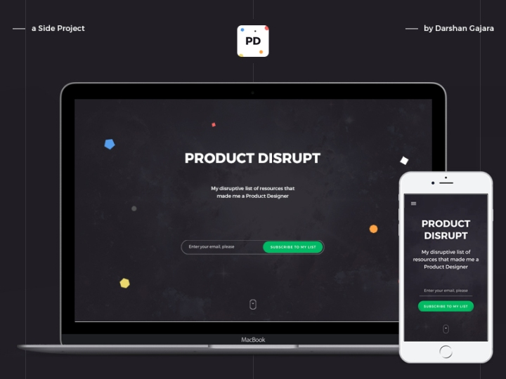 Product Disrupt