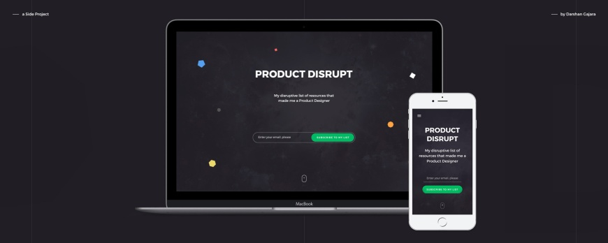 Product Disrupt Featured