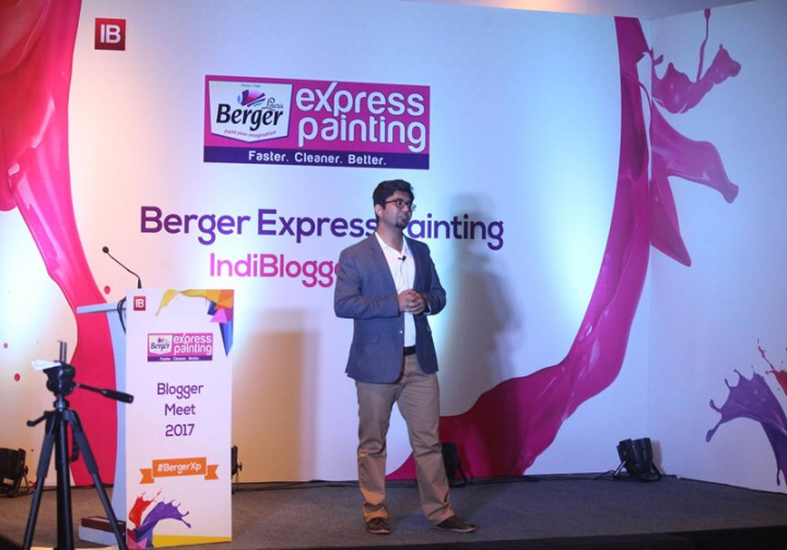 Chandranath Banerjee – Service Head, Express Painting