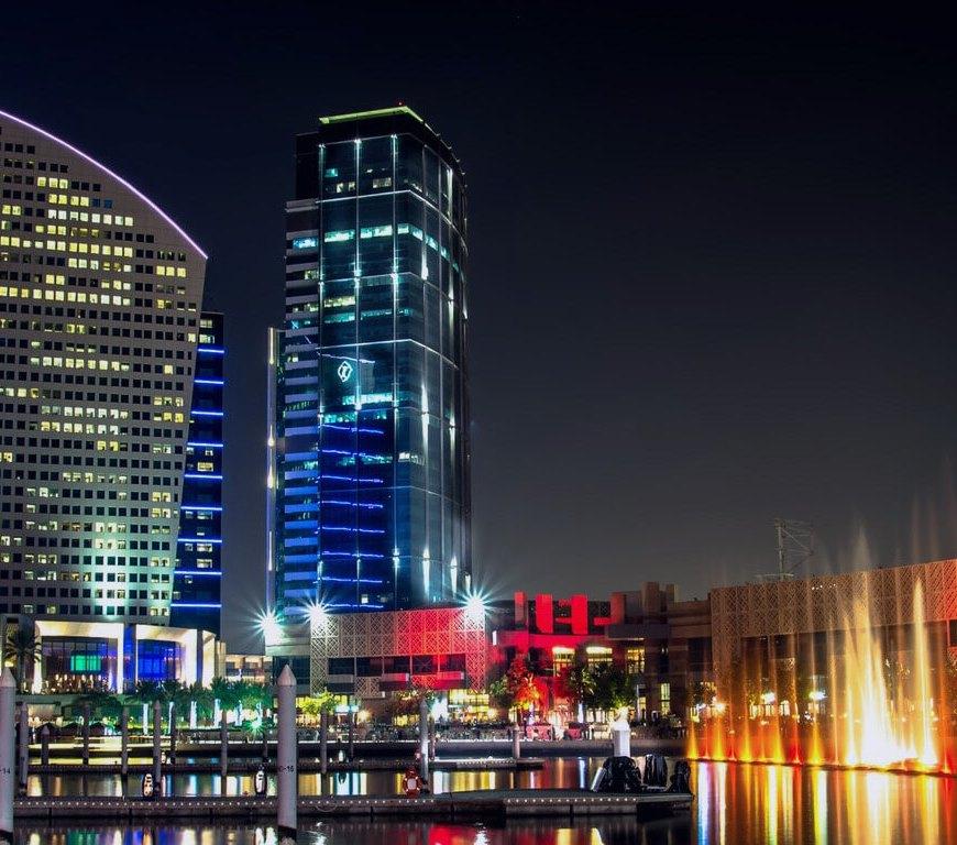 Dubai Hero