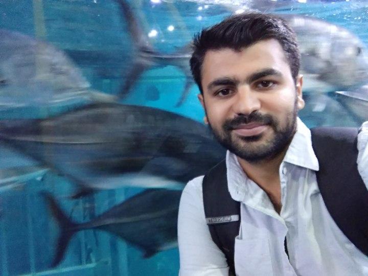 Darshan Dubai Aquarium