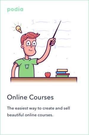 Podia – Online Courses
