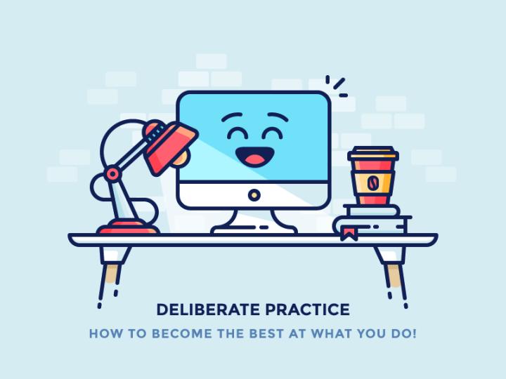 Deliberate Practice by Justas Galaburda