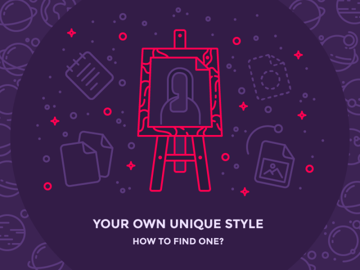How to find your own icon style? by Justas Galaburda