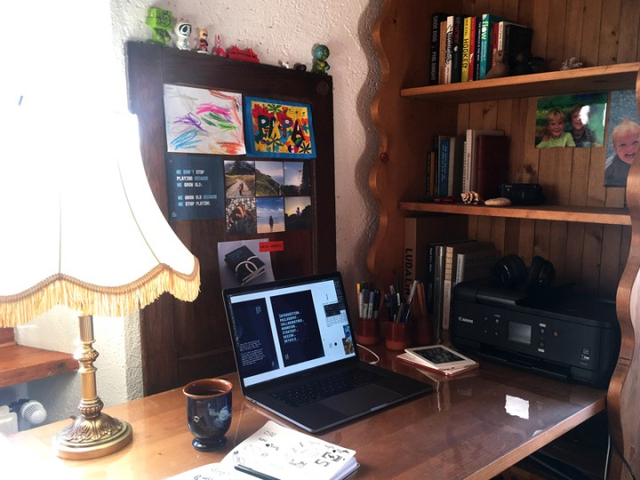 Damien Terwagne's Workspace