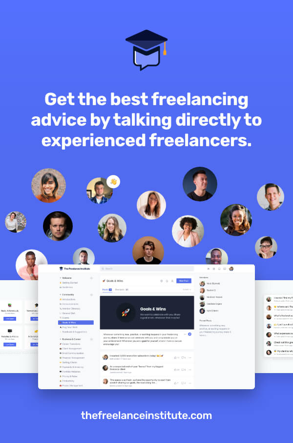 The Freelance Institute